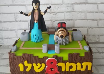 עוגת רויאל קראש