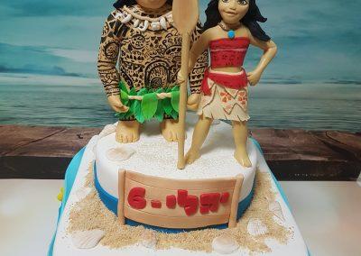 עוגת מואנה ומאווי