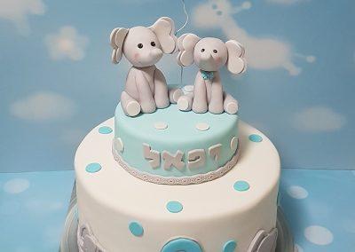 עוגת פילים מתוקה