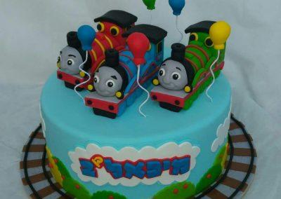 עוגת תומאס הקטר