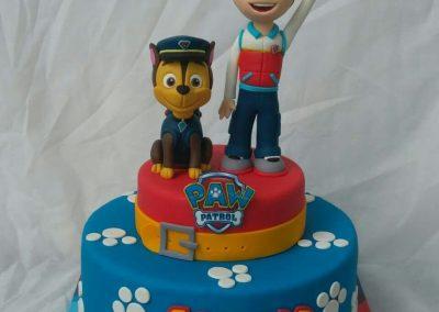 עוגת יחידת חילוץ