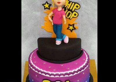 עוגת היפ הופ