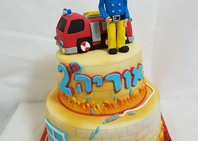 עוגת סמי הכבאי