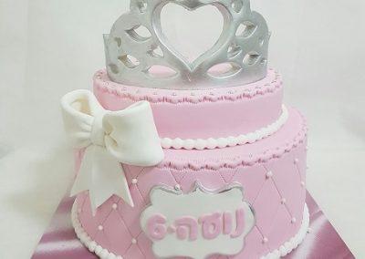 עוגת כתר כסוף