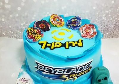 עוגת בייבלייד