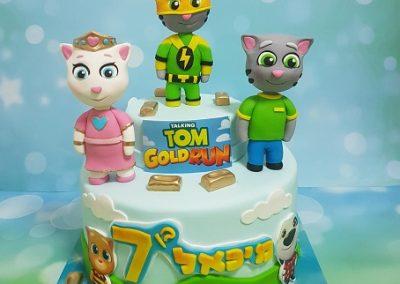 עוגת החתול טום