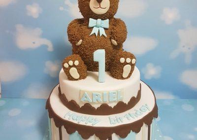 עוגת דובי גדול