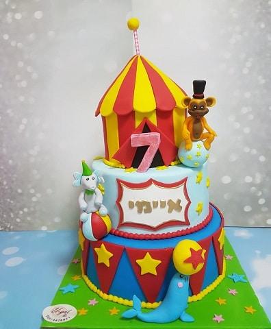עוגת קרקס