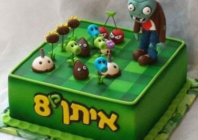 עוגת זומבים