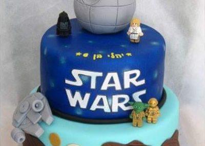 עוגת סטאר וורס