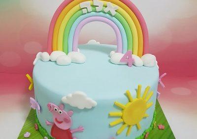 עוגת קשת