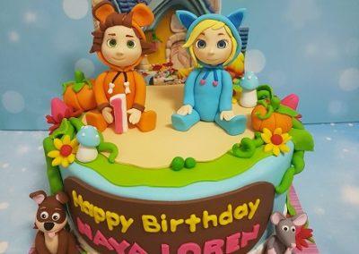 עוגת דייב ואווה