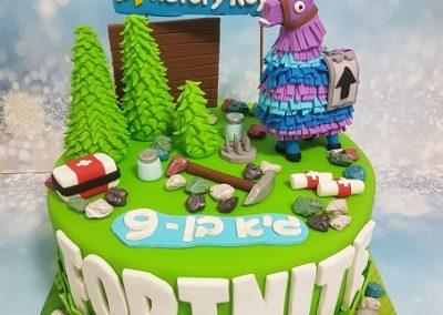 עוגת פורטנייט