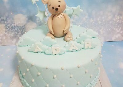 עוגת דובי כחול
