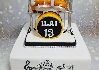 עוגת תופים