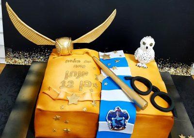 עוגת ספר הארי פוטר