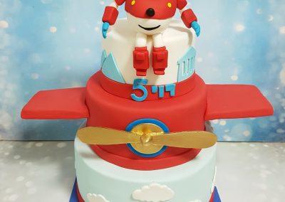 עוגת מטוסי על