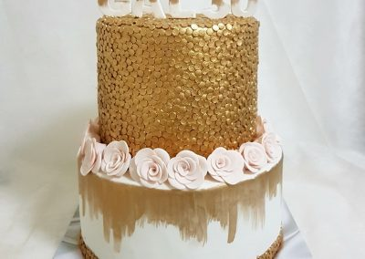 עוגת קומות זהב