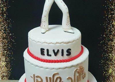 עוגת אלביס