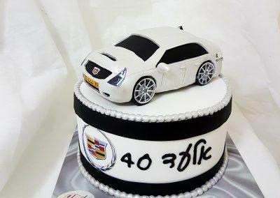 עוגת מכונית
