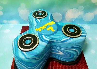 עוגת ספינר ענקי