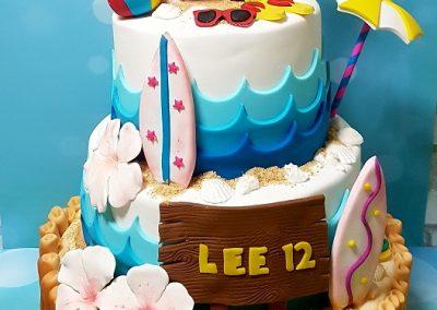 עוגת קיץ שמחה
