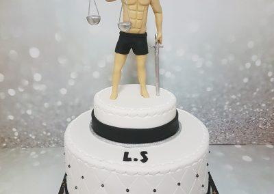עוגת גבר