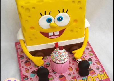 עוגת-בוב-ספוג-3D