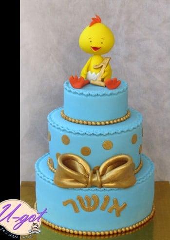 עוגת לולי מערוץ לולי