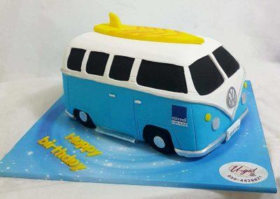 עוגת טרנספורטר