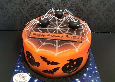 עוגת Halloween