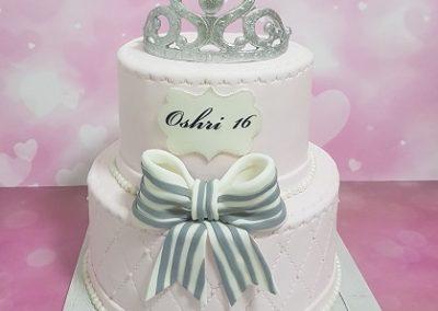 עוגת כתר ופפיון