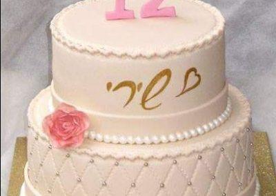 עוגת בת מצווש וורד