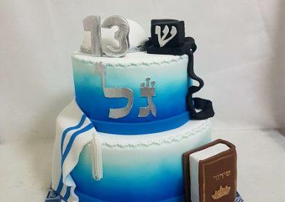 עוגת בר מצווה