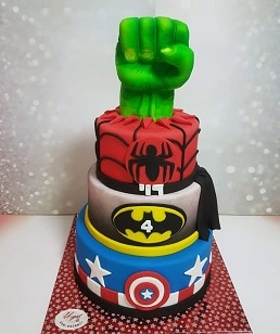 עוגת גיבורים