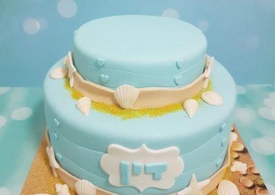 עוגת ים אלגנטית