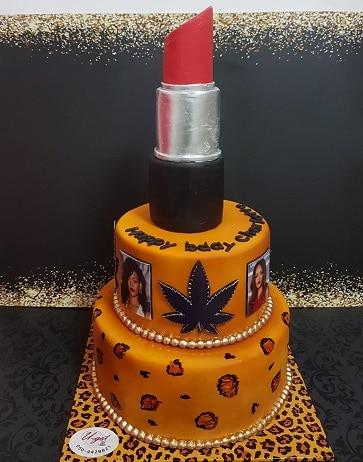 עוגת אודם ענק