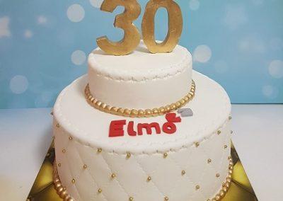 עוגה לחברת ELMO