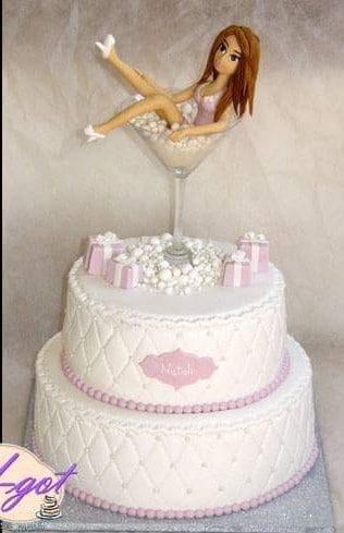 עוגת רווקות