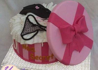 עוגת מתנה סקסי
