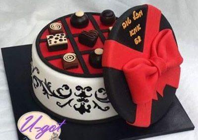 עוגת שוקולדים לאמא