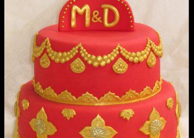 עוגה לחינה