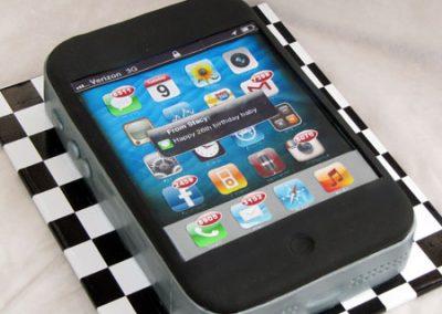 עוגת אייפון
