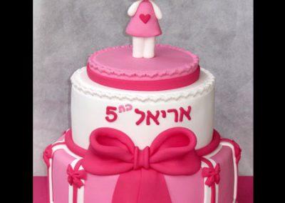 עוגת קיטי קומות