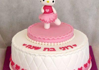 עוגת קיטי לבן