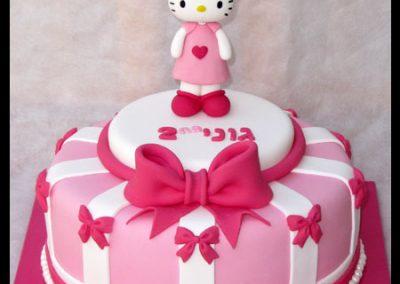 עוגת קיטי פפיונים