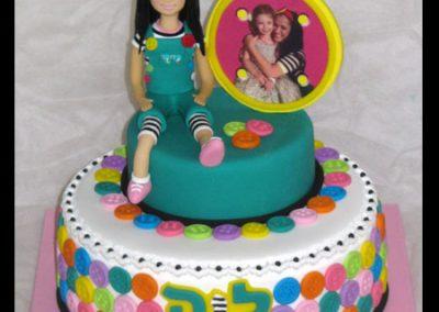 עוגת מיקי