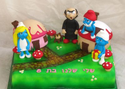 עוגת דרדסים