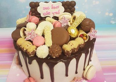 עוגת שוקולדים