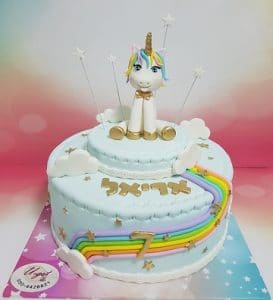 SWEET UNICORN CAKE